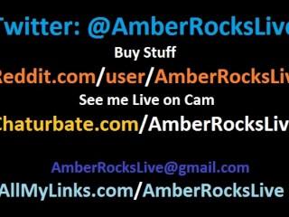 AmberRocksLive Chaturbate 2020 AboutMe