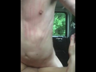 Fucking in the car RATCLIFF STYLE