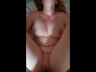 Mom sneaks into step son bed he comes home she begs him to fuck her and he cums in her