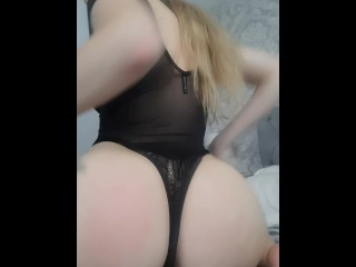 Pawg Spanking ~ FREE onlyfans link in bio