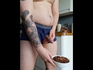 Cocko-Pops: Pissy Cereal Edition